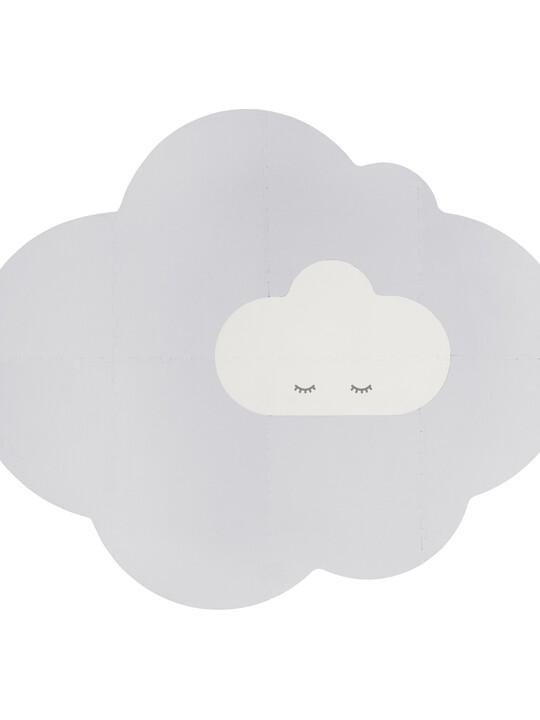 Quut Playmat Cloud Large Pearl Grey image number 1