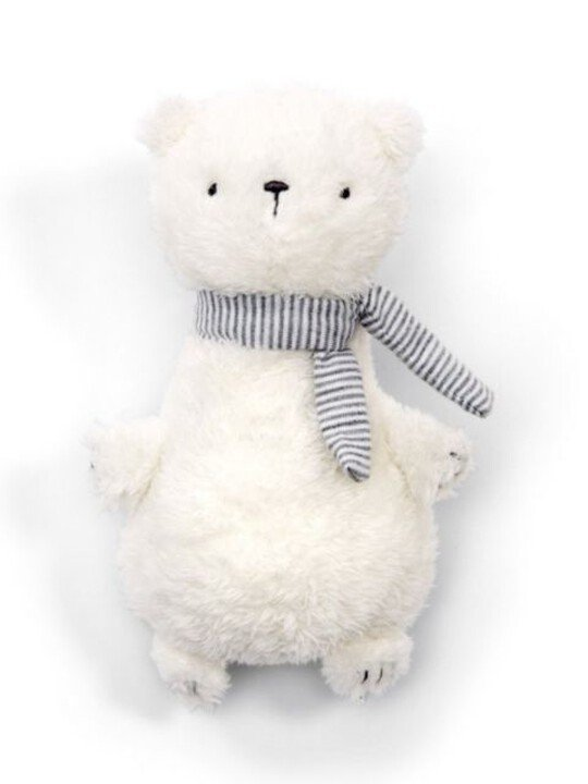 Soft Toy - Chime Polar Bear image number 1