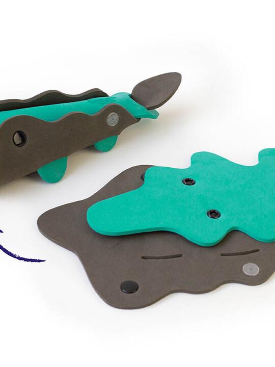 Quut Quutopia Bathtime Stories 3D  Crocodile River image number 2