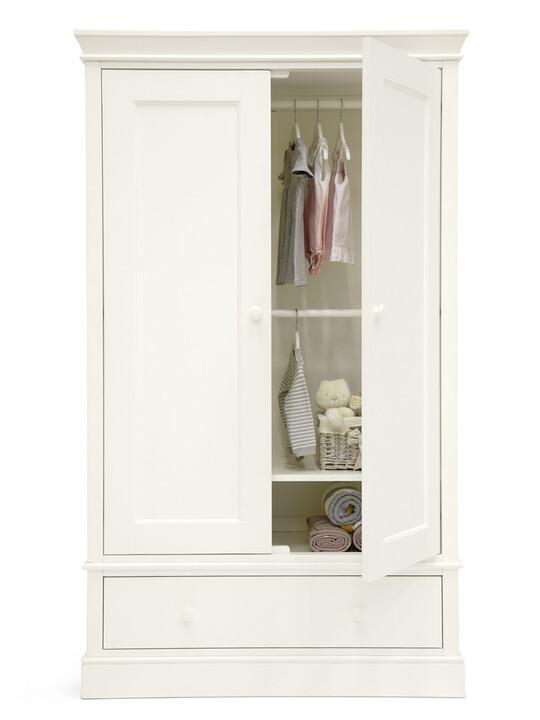 Oxford Wardrobe - White image number 3