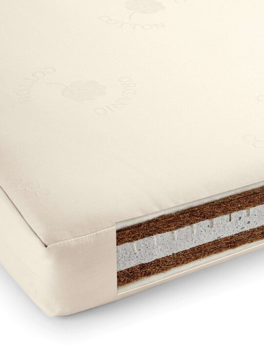 All Natural Cotbed Mattress image number 2