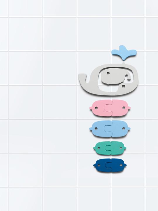 Quut Quutopia Bath Puzzle Whale image number 2