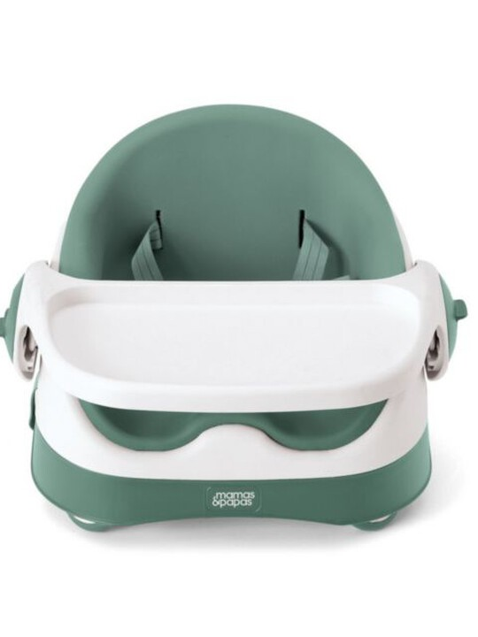 BABY BUD BOOSTER SEAT SOFT TEAL image number 6