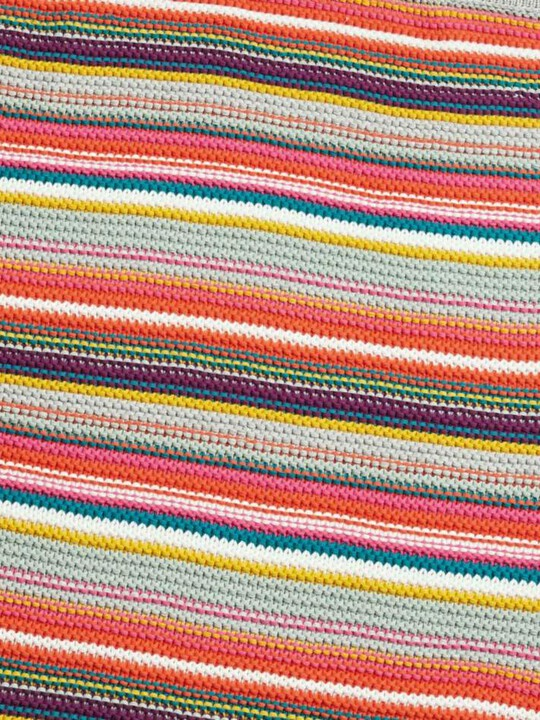 Big Top Tales Knitted Blanket image number 3