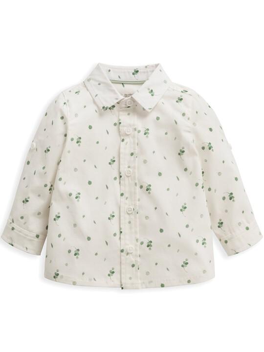 Leaf Print Shirt image number 2