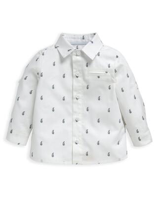 Paisley Print Shirt