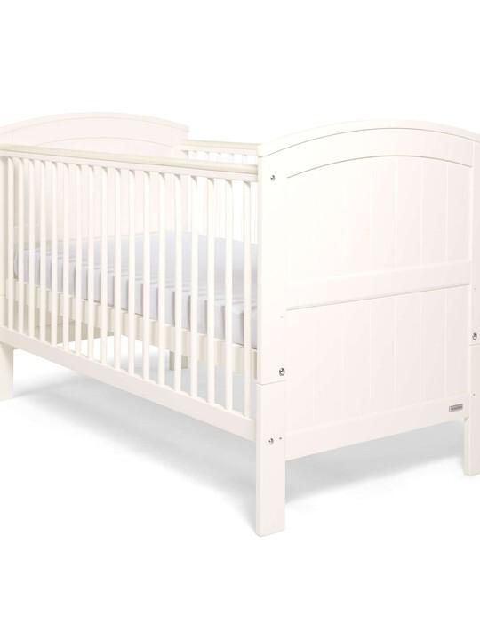 Hayworth Cot/Toddler Bed - Ivory image number 1