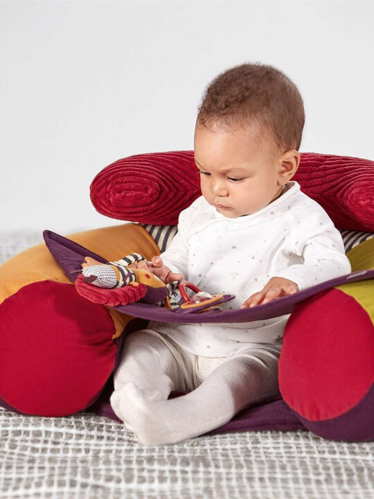 Sit & Play Infant Positioner - Babyplay image number 2