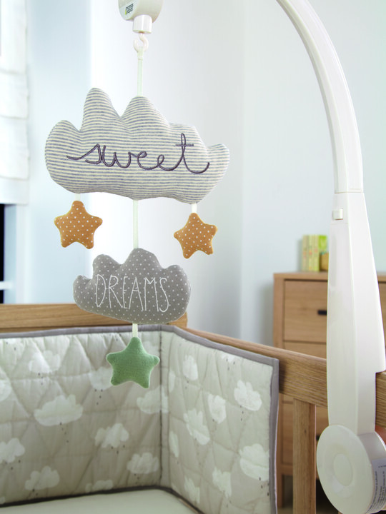 Cot Mobile - Sweet Dreams image number 1