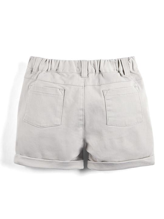 Tan Chino Shorts image number 2