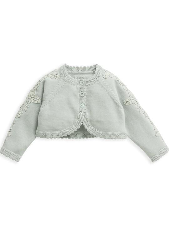 Lace Long Sleeve Cardigan image number 1
