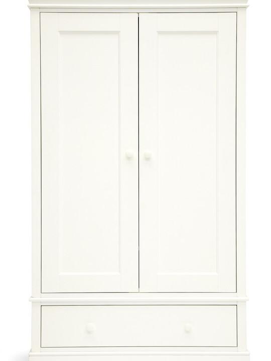 Oxford Wardrobe - White image number 1