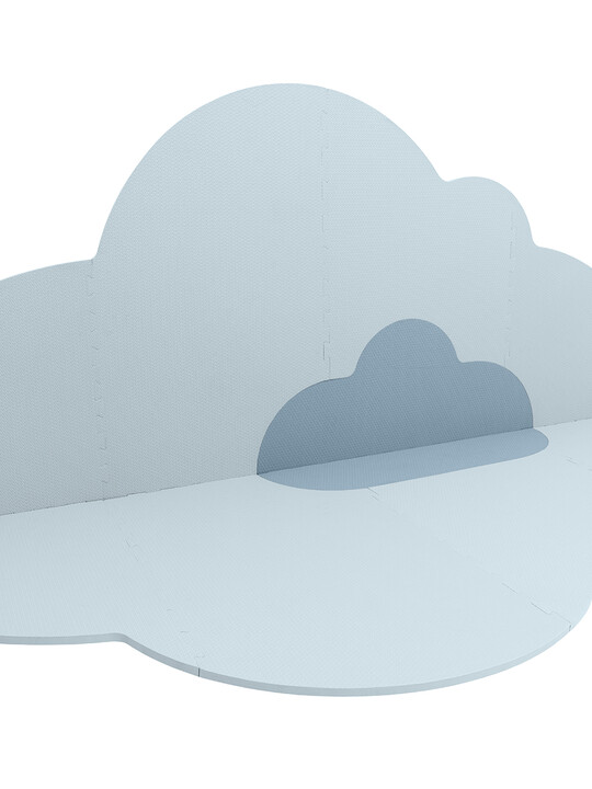 Quut Playmat Cloud Large Dusty Blue image number 3