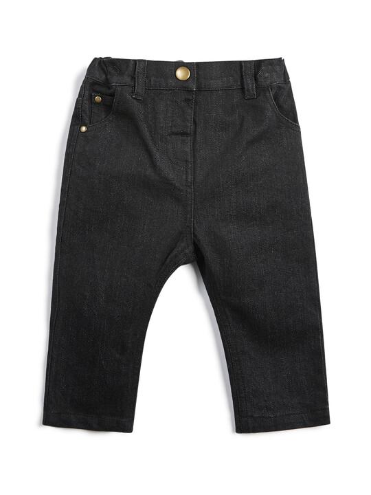 Denim Jeans - Dark Grey image number 1