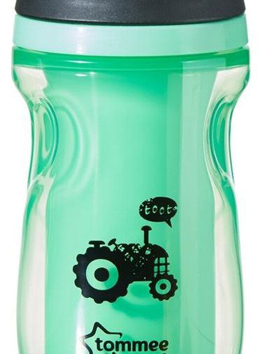 Tommee Tippee Explora 260ml Insulated Straw Cup - Green image number 1