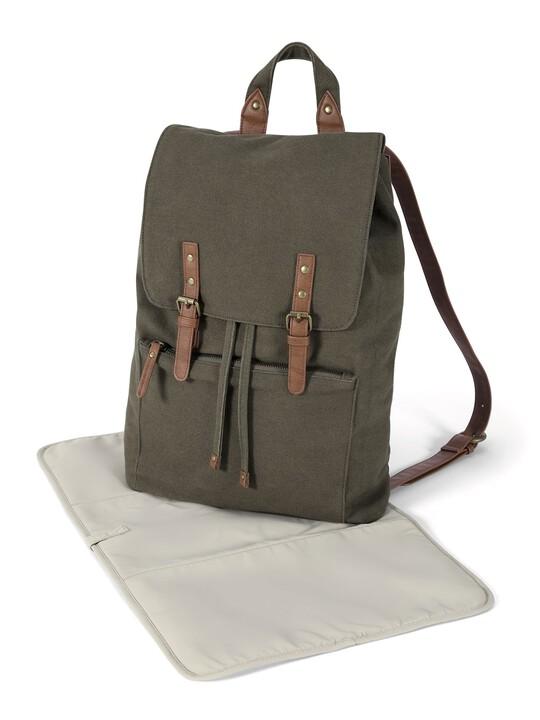 Bella Changing Bag - Khaki image number 1