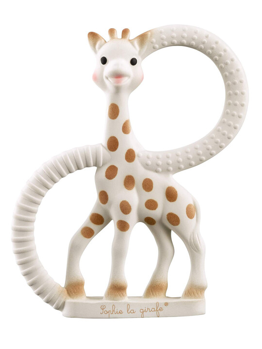 Sophie la girafe So'Pure Teether image number 2