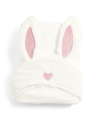 Hooded Rabbit Towel - Millie & Boris