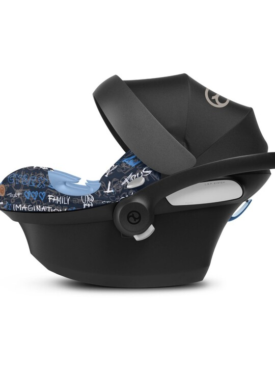 CYBEX Aton M i-Size - Trust Blue image number 3