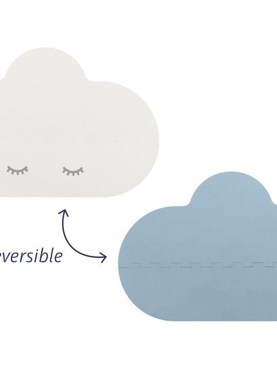 Quut Playmat Cloud Large Dusty Blue image number 5