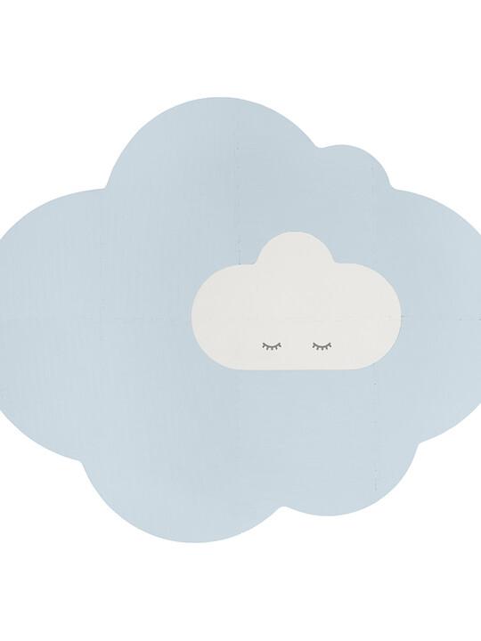Quut Playmat Cloud Large Dusty Blue image number 1