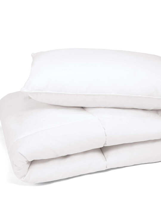 Anti Allergy Cotbed Duvet & Pillow Set image number 2