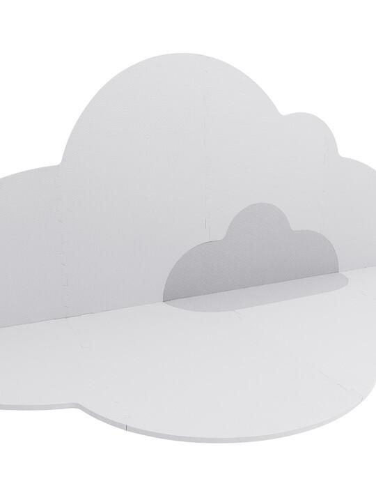 Quut Playmat Cloud Large Pearl Grey image number 4