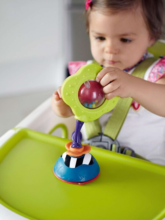 Babyplay Highchair Toy - Dizzy Daisy image number 3
