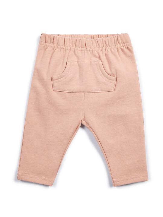 Pink Tracksuit - 3 Piece Set image number 4
