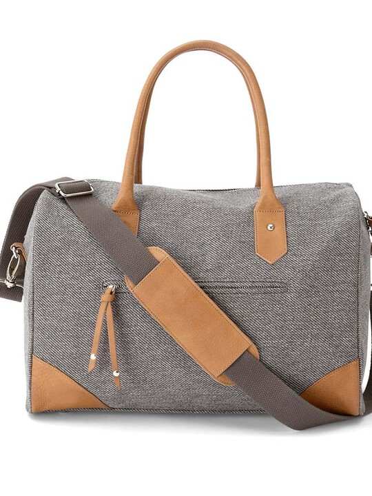 C/Bag Duffy- Grey Twill image number 1