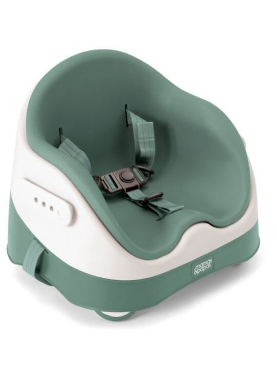 BABY BUD BOOSTER SEAT SOFT TEAL image number 4