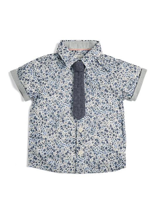 Liberty Shirt, Tie and Tank Top Set - 4 Piece image number 4