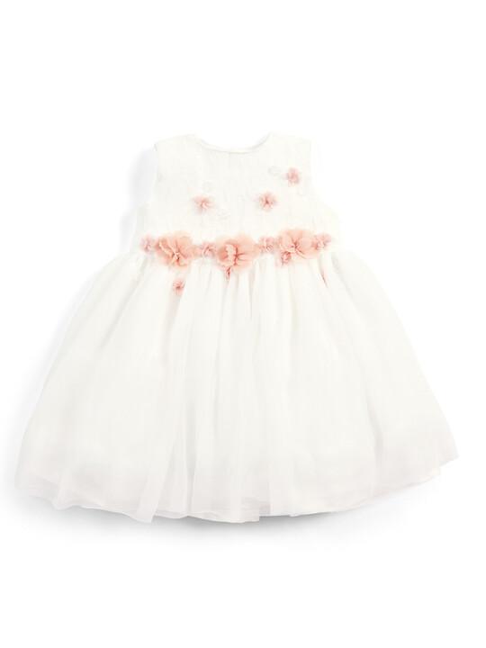 3D Floral Dress image number 1