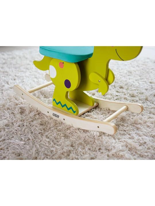 Rocking Animal - Dinosaur image number 4