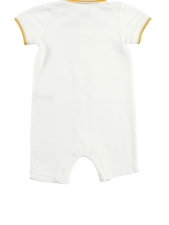 Polo Shortie Romper image number 2