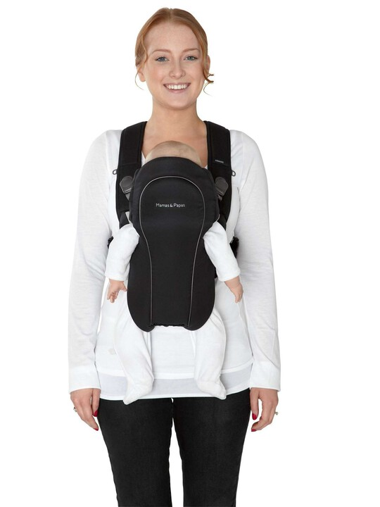 Classic Baby Carrier - Black image number 3