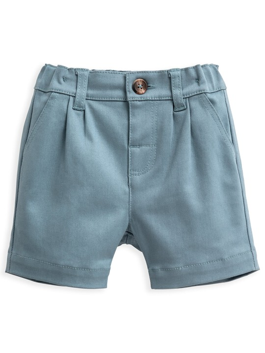 Navy Chino Shorts image number 4