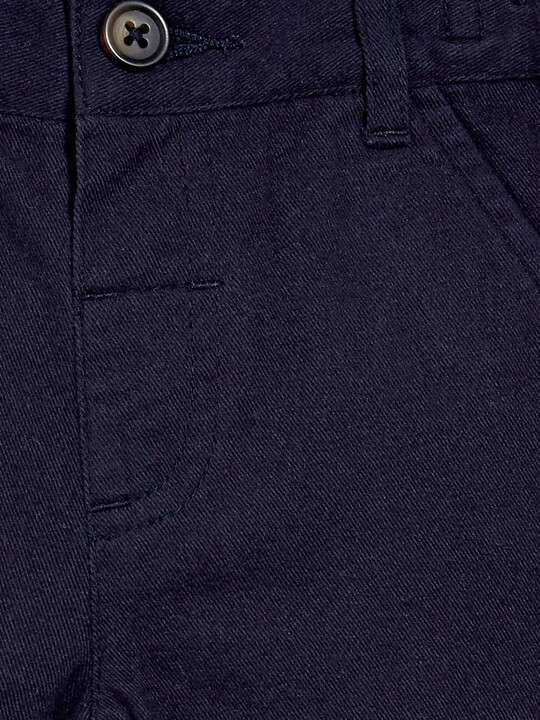Navy Chinos image number 6