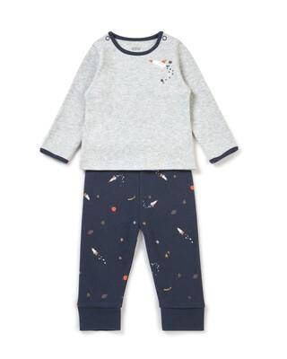 Space Jersey Pyjamas