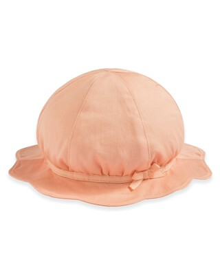 Scallop Edge Hat