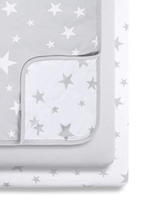 SnuzPod - 3pc Crib Bedding Set - Stars (N)