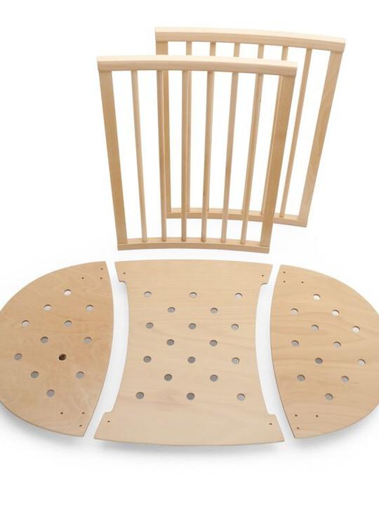 STOKKE® Sleepi  Extension Bed - Natural image number 1