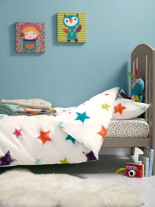 Timbuktales - Cotbed Duvet Cover & Pillowcase Set image number 3
