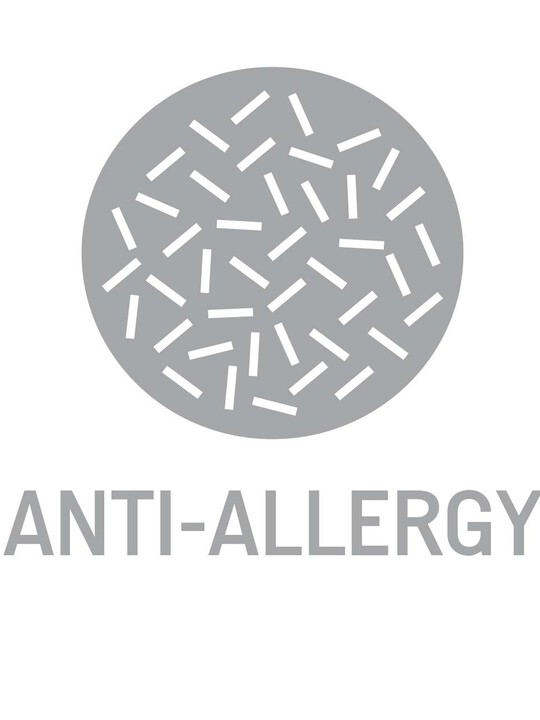Anti-Allergy with Thermo + Mattress Cover Cotbed image number 3