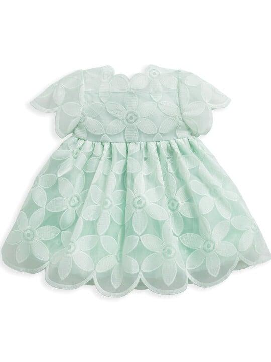 Mint Organza Dress image number 4