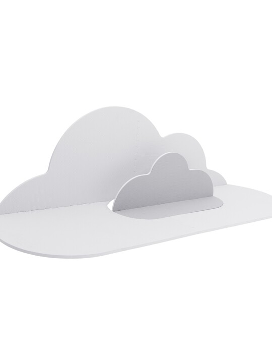 Quut Playmat Cloud Small Pearl Grey image number 5