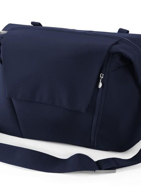 XPLORY Changing Bag Deep Blue image number 1