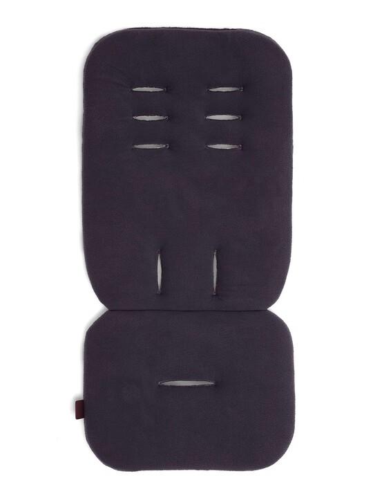 Luxury Memory Foam Pushchair Liner - Skittles image number 2