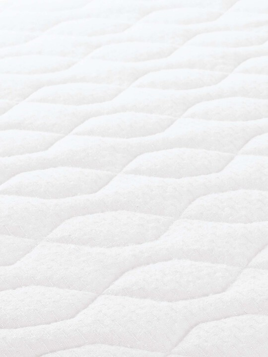 Anti-Allergy Cotbed Mattress Cover image number 1