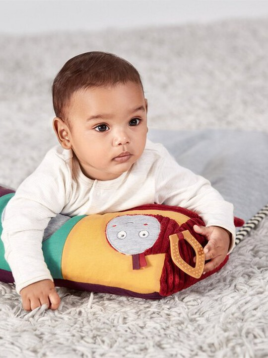 Tummy Time Activity Toy & Rug image number 3